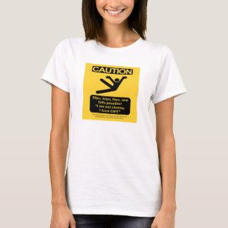 """CMT """"Caution"""" Shirt"""