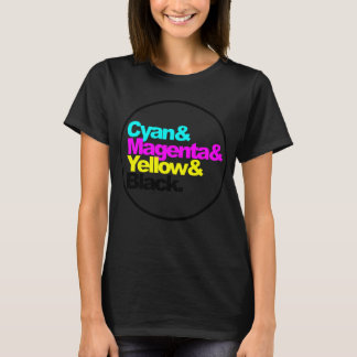 CMYK COLORS T-Shirt