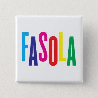 CMYK Fasola Logo Square Badge