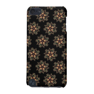CMYK Fractal Star Pattern iPod Touch (5th Generation) Case
