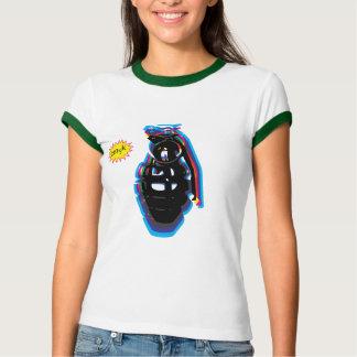 CMYK grenade T-Shirt