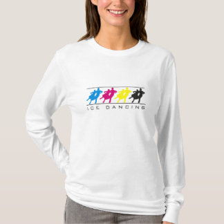 CMYK - Ice Dancing Couple - L/S Shirt