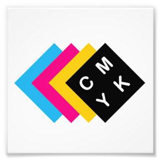 CMYK PHOTO PRINT