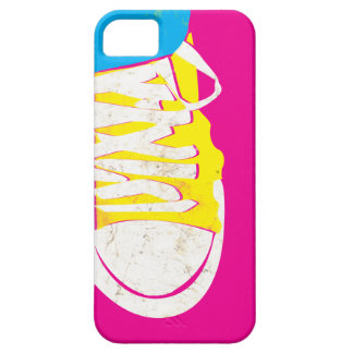 CMYK - Scuff Those Sneakers iPhone 5 Cover