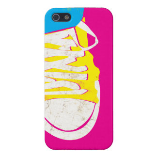 CMYK - Scuff Your Sneakers Case For The iPhone 5