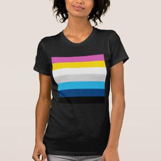CMYK Stripes T-Shirt