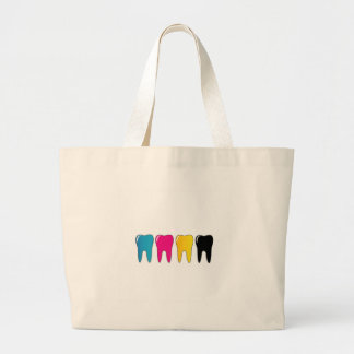 CMYK tooth Bag