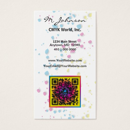 CMYK. Without it, the world would be