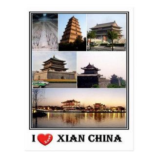 CN China - Xian - Postcard
