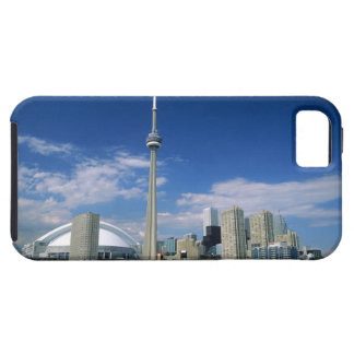 CN Tower and Skydome in Toronto, Ontario, iPhone 5 Cover