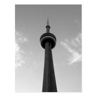 CN Tower Postcard