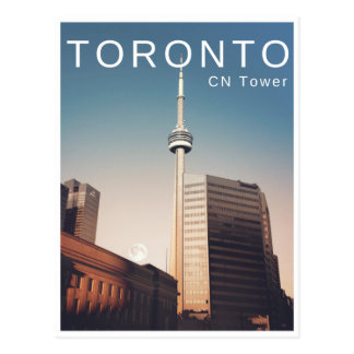 CN Tower Postcard