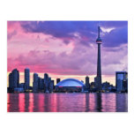 CN Tower : View from Centre Island Toronto