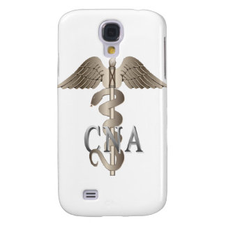 CNA Caduceus Samsung Galaxy S4 Cases