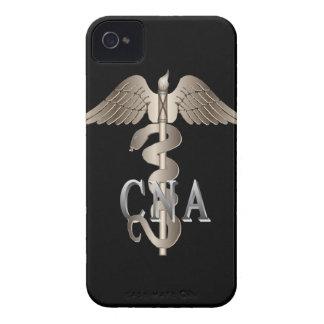 CNA Caduceus iPhone 4 Case-Mate Cases