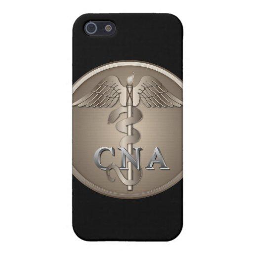 CNA Caduceus iPhone 5 Cover