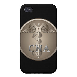 CNA Caduceus iPhone 4 Cases