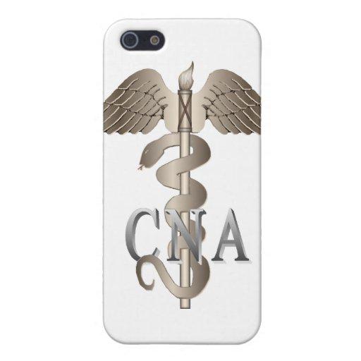 CNA Caduceus Case For iPhone 5
