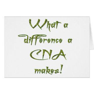 CNA GREETING CARDS