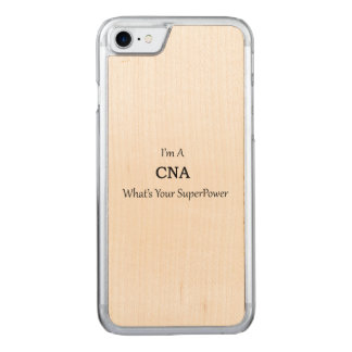 CNA CARVED iPhone 8/7 CASE