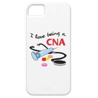 CNA CERTIFIED NURSES ASSISTANT iPhone 5 COVER