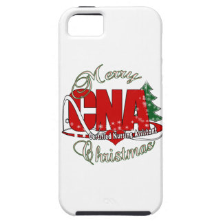 CNA CHRISTMAS Certified Nursing Assistant iPhone 5 Cover