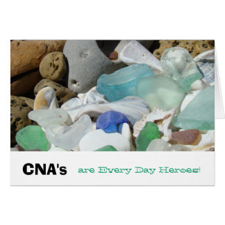 CNA s Week greeting Cards Every day heroes Thanks