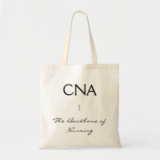 CNA tote Budget Tote Bag