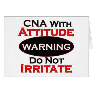 CNA With Attitude Cards