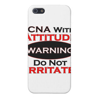 CNA With itude iPhone 5 Covers