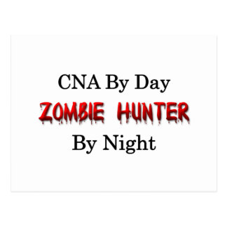 CNA/Zombie Hunter Postcard