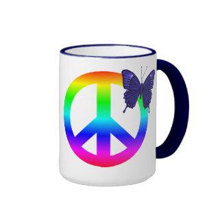 CND Butterfly Ringer Mug