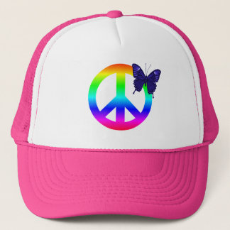 CND Butterfly Trucker Hat