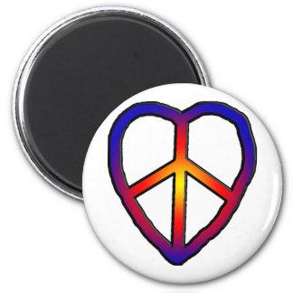 CND Heart copy Magnet