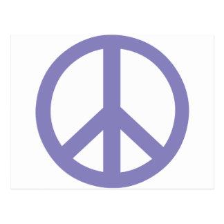 CND Peace Sign Postcard