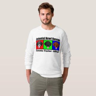 CNR Men's American Apparel Raglan Sweatshirt