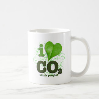 CO2 COFFEE MUG