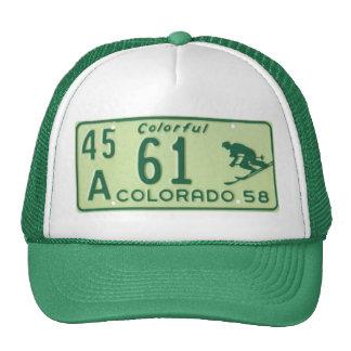 CO58 TRUCKER HAT