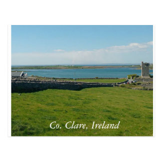 Co Clare, Ireland Postcard