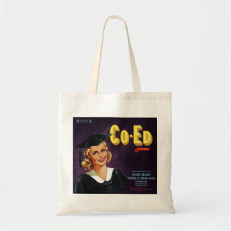 """Co-Ed Brand"" Bag"