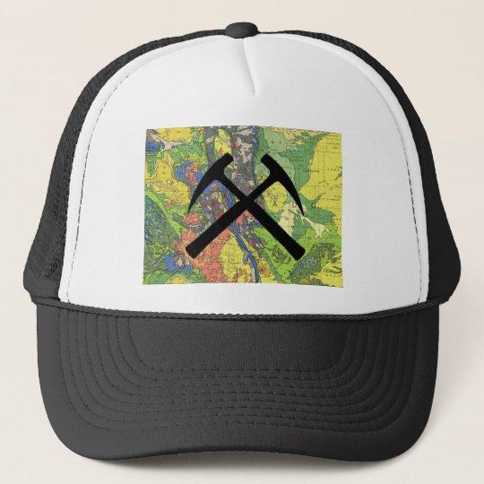 CO Geology Map Trucker Hat