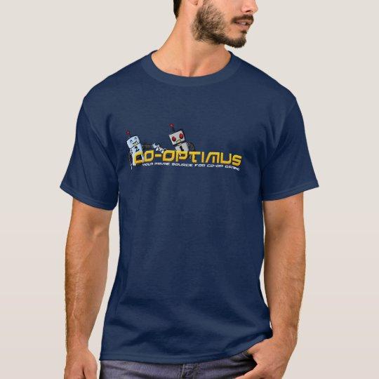 Co-Optimus Official Shirt