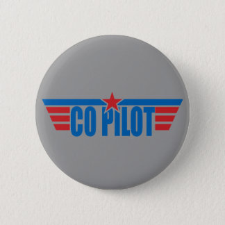 Co-Pilot Wings Badge - Aviation