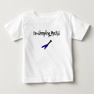 Co-sleeping Rocks! Baby T-Shirt