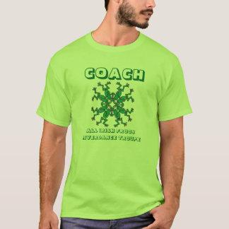 Coach - All Irish Frogs Riverdance Troupe T-Shirt
