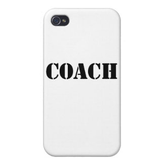 Coach Case For iPhone 4
