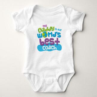Coach Dad baby shower gift t-shirt