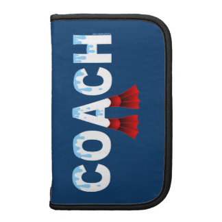 Coach Flippers Folio Planners