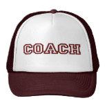 Coach Mesh Hat