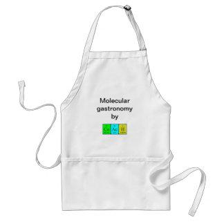 Coach periodic table name apron